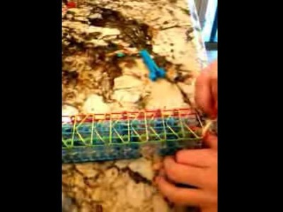 Triple Single Rainbow Loom Instructional Video