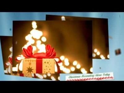 Christmas Decorating Ideas Today | Holiday Decorating