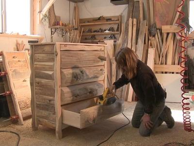 Common Ground Episode 112 Custom Rustic Furniture, Wine making, Homemade Chocolate Shop