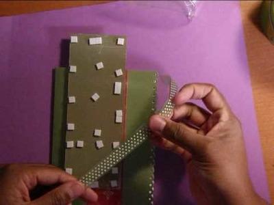 Handmade Card Tutorial: Thinking of You
