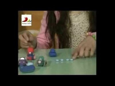 How to make a toy tank