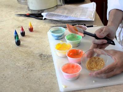 How to Make Rainbow Cheesecake : Divine Desserts