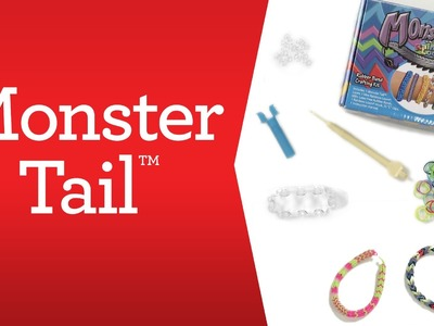 Monster Tail™ by the Makers of Rainbow Loom® | Michaels