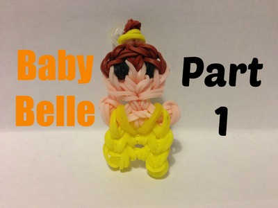 Rainbow Loom - Baby Belle Part 1