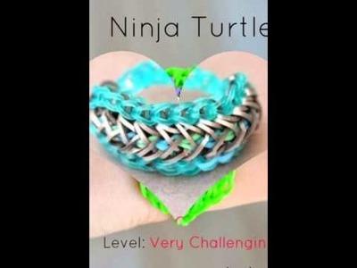 Rainbow Loom Bracelet Designs