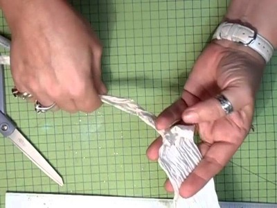Shabby Chic Twisted Paper Technique Tutorial - jennings644