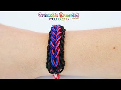 Tutoriel Creastic Bracelet Liberty Twist