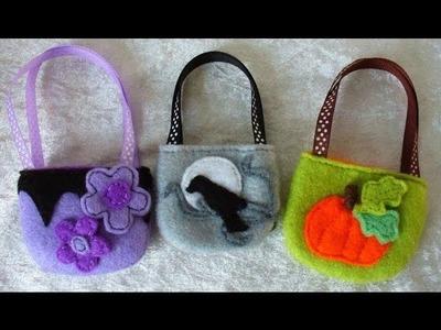(5) Bag Purse Wallet Designs Models Great Beautiful Handmade Crafts