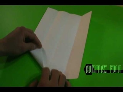 How to fold multiple equilateral triangle's (Sheet of Paper)