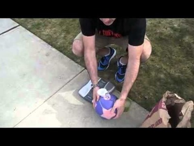 How to Make a Medicine Ball