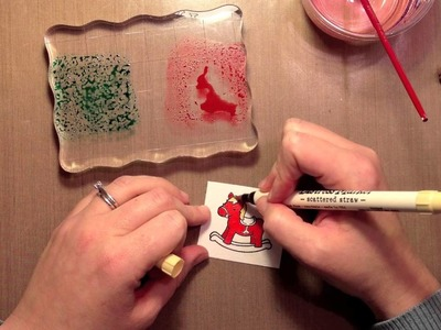 How To: Make Paper Holiday Ornaments