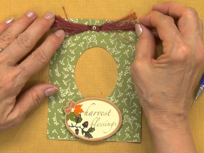How to Make Shadow-Box Cards -- a CardMaker Kit-of-the-Month Club Tutorial