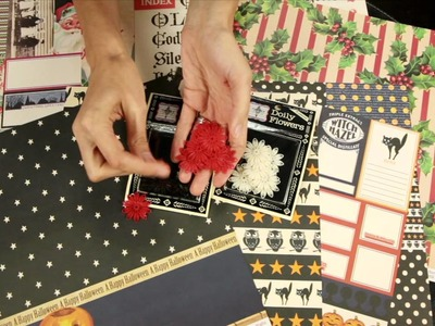 Jenni Bowlin - Holiday 2011 Scrapbooking Collection
