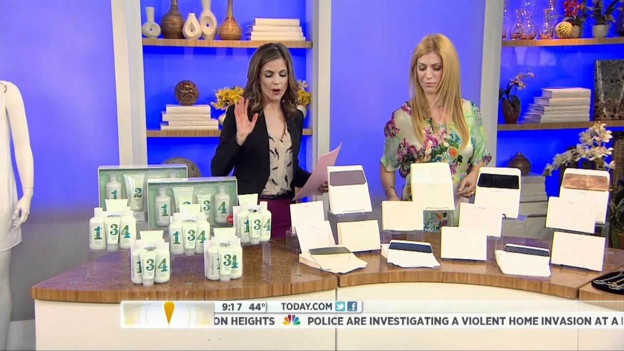 """Mother's Day Gifts featured on """"Jill's Steals and Deals"""" on the TODAY show"""