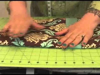 Sewing Instructional: How to Square up a Quilt