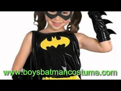 Boys Batman Costume | Infant Teen Adult Batman Costume