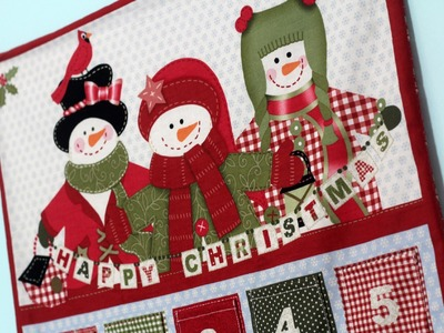 Christmas Advent Calendar WINNERS announced