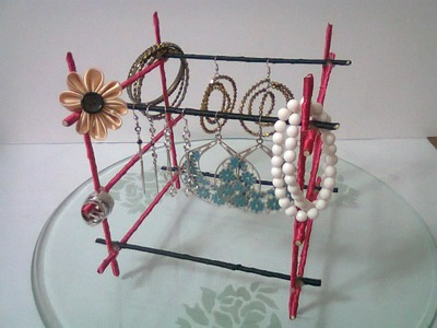 DIY : #9 Simple & Cute Jewelry Storage ♥