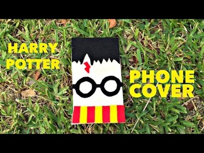 DIY Harry Potter phone cover
