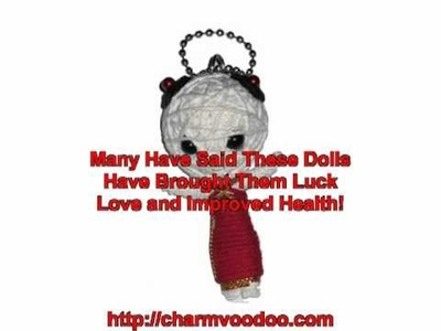 How to make a voodoo dolls