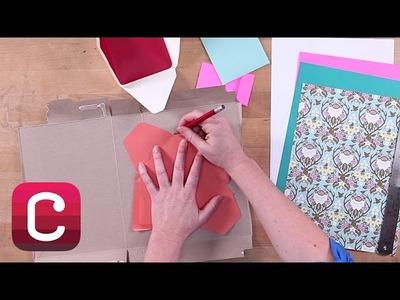 How to Make an Envelope with Courtney Cerruti | Creativebug