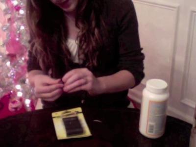 How to Make Christmas Magnets