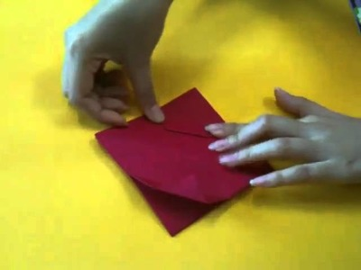 How to make Paper Tulip