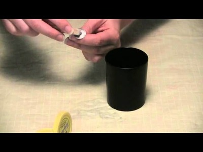 How to Wick a Container Candle