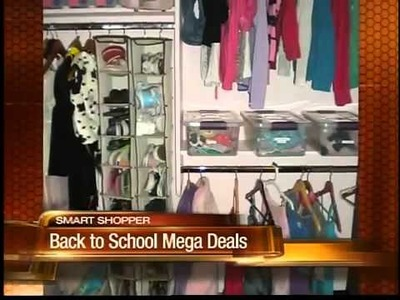 Organize your child's room for 50% off
