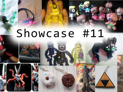 Polymer Clay Artists Showcase #11