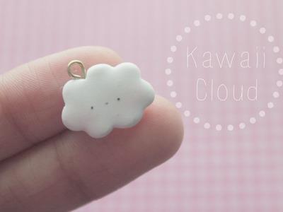 Polymer Clay ♡ Kawaii Cloud Tutorial