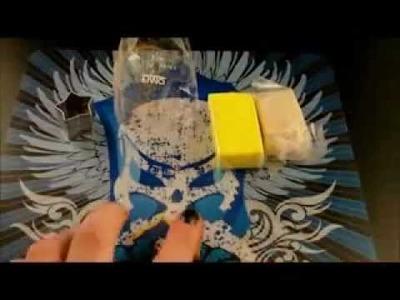 Polymer Clay Tutorial #5 - Kon - Bleach