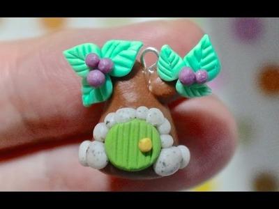Spring Fairy House Polymer Clay Tutorial