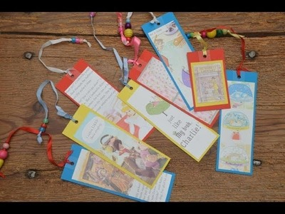 World Book Day Craft Hangout - Cat in the Hat & Homemade Bookmarks
