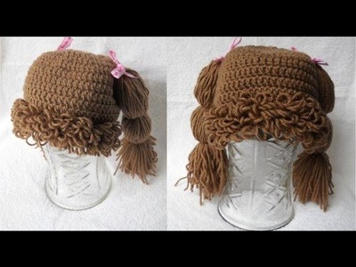 Cabbage Patch Kids Hat Story