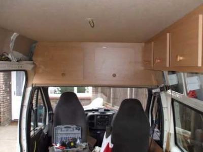 Campervan Conversion. How To. DIY self build  motorhome