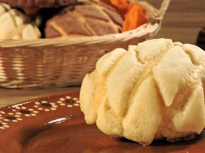Como hacer conchas paso a paso. How to make sweet buns shells, step by step