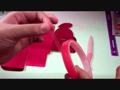 Cricut Valentine's Day Heart Box