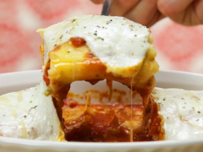 Easy Lasagna Roll-Ups You Need To Try