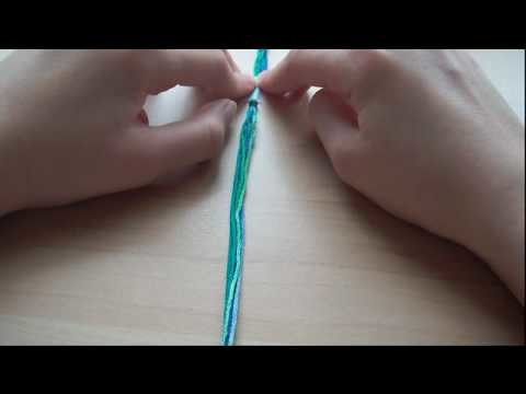 How to Make A Chinese Staircase Bracelet