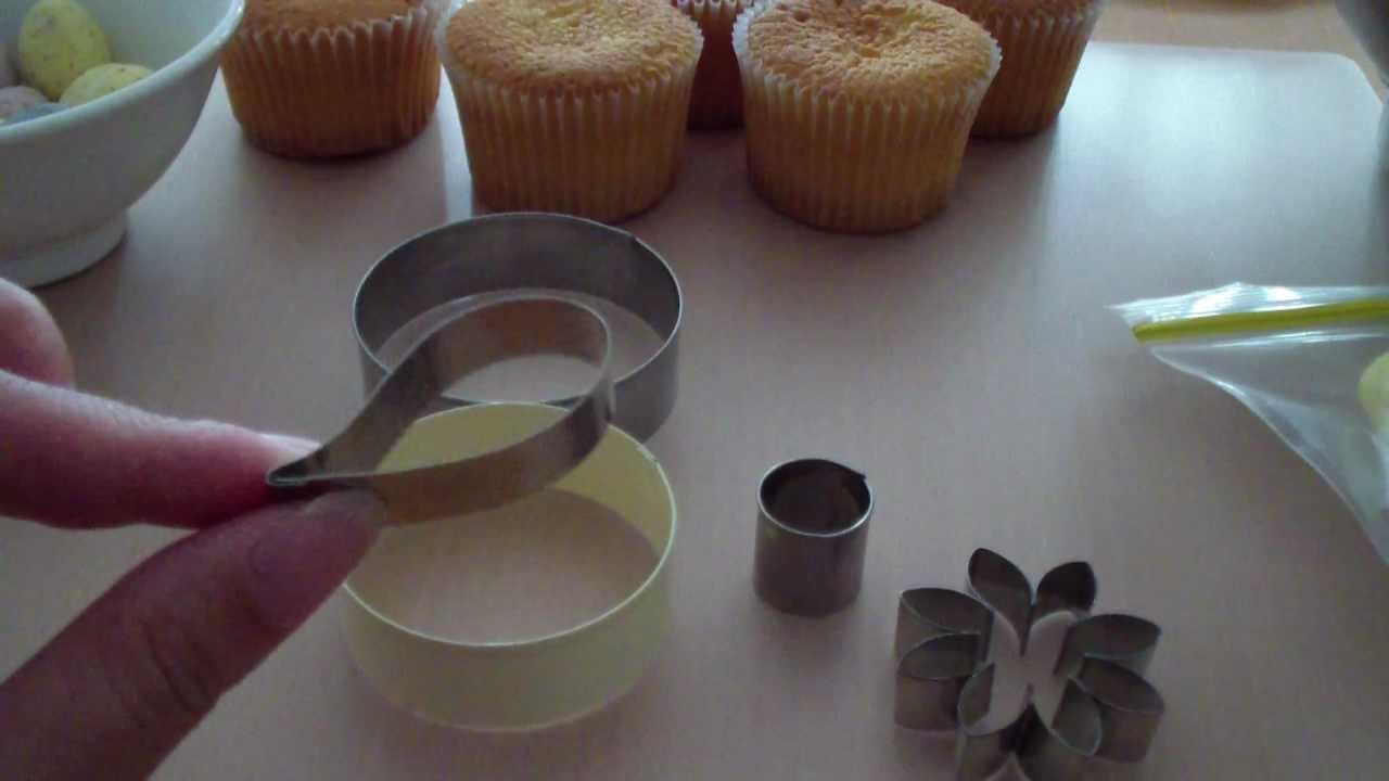 How to Make Easter Cupcakes (1) - Introduction