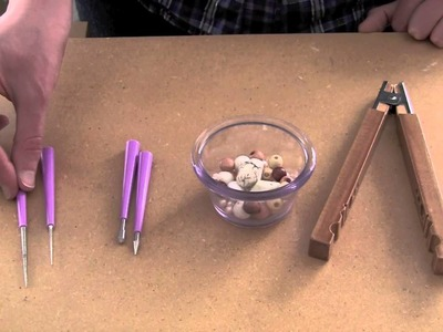 How to use the Bead Landing Bead Reamer Set
