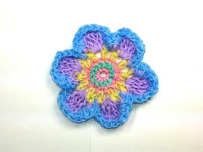 Large Retro Pop Flower Tutorial by feelinspiffy (HOOK ONLY)