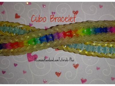 Monster Tail - Cubo Bracelet | How To