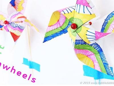 Op Art Pinwheels