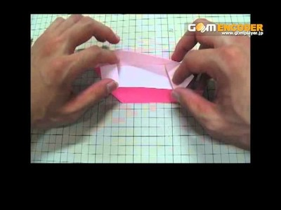 【Origami】How to make sakuradama
