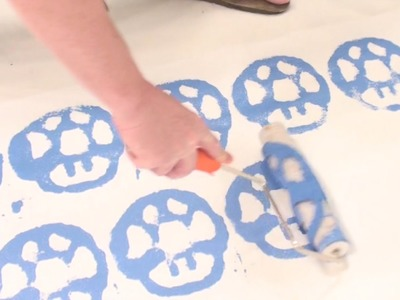 Paint Roller Art How-To - PITW Video