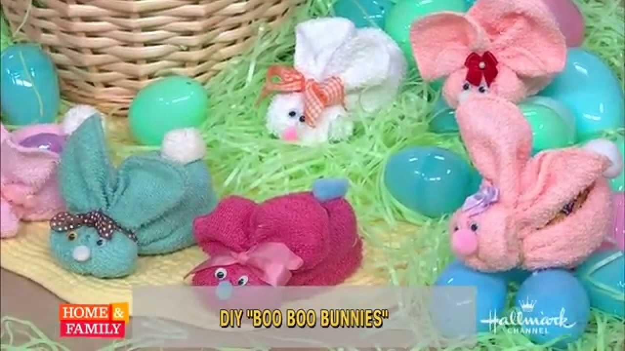Tanya Memme DIY: How to make Boo Boo Bunnies!