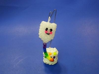 3-D Happy Feeding Pump (or IV Pump) Tutorial by feelinspiffy (Rainbow Loom)
