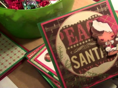 CHRISTMAS CARDS & TEACHER CHRISTMAS GIFTS